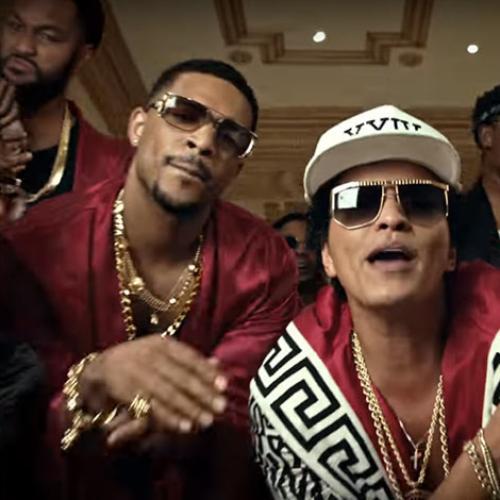 "Bruno Mars Releases New Music ""24k Magic"""