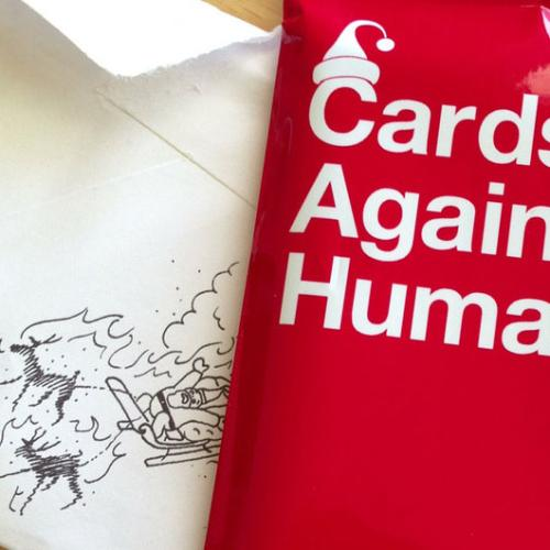 Cards Against Humanity Christmas Edition Are Grinch-Approved