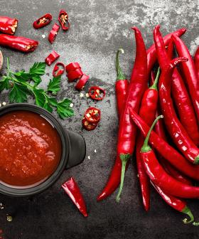 The Annual Chilli Festival Is On Its Way Back To Sydney