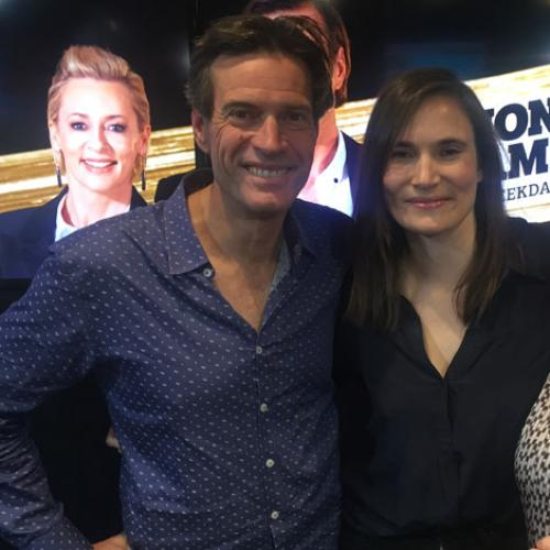 Jonesy & Amanda Chat With The Bachelor Star Eliza