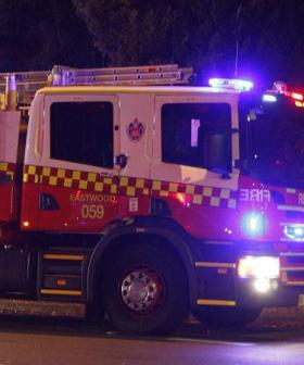 Police Investigating Suspicious House Fire In Hunters Hill Overnight