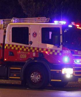 Fire Rips Through Western Sydney House Threatening Neighbouring Properties