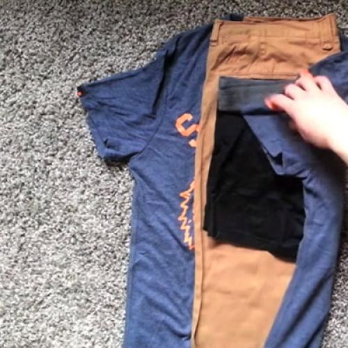 The Ingenious Hack To Pack More In Your Suitcase!