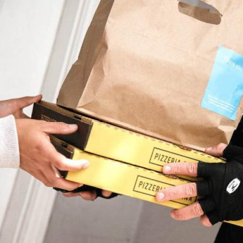Comfort Food Delivery Soars In Days After Us Election