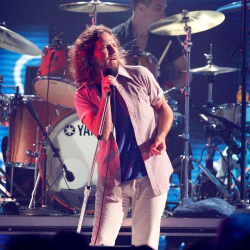 Pearl Jam do Aerosmith Song for Joe Perry