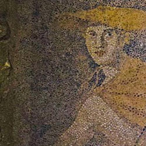 Giant Mosaic Unearthed In Greek Tomb
