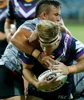 """Melbourne Storm Player Found """"Dumped"""" On Doorstep Of A Richmond House"""