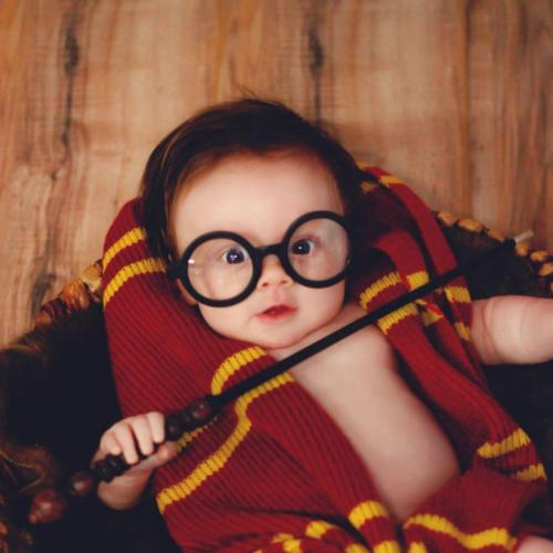 This Mum Dressed Her Baby Up As Harry Potter