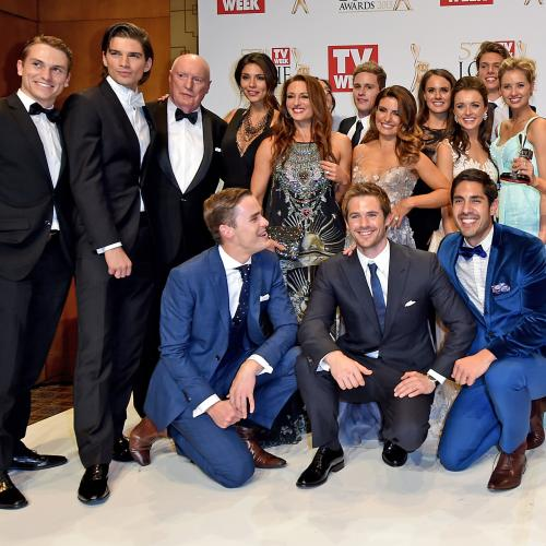This Home And Away Favourite Just Got Engaged!
