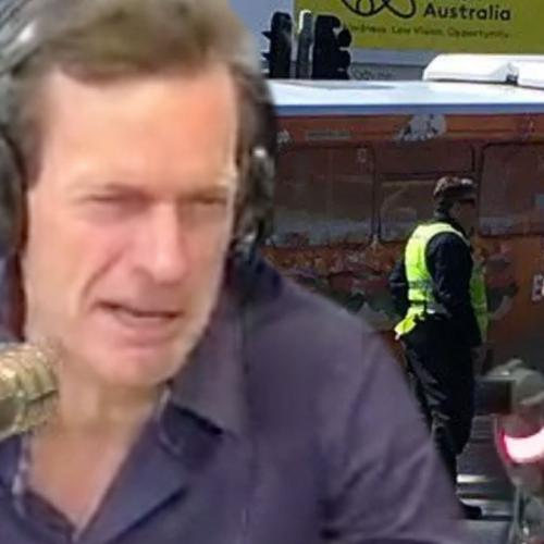 "Brendan 'Jonesy' Jones ""Almost Died"" In The Caringbah Sinkhole Debacle"