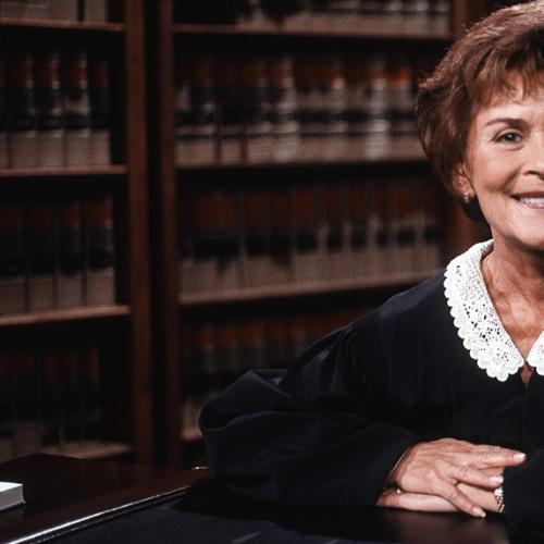 Judge Judy's Big SECRET!