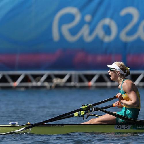Gold Medal Winner Kim Brennan Says Winning Gold Is 'Surreal'