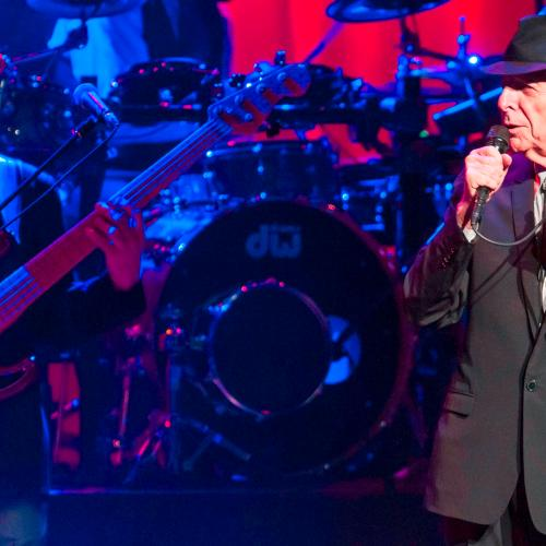 Celebs React To The Death Of Leonard Cohen