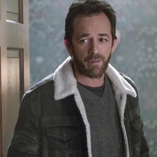 Emotional Images From Luke Perry's Final Role Released