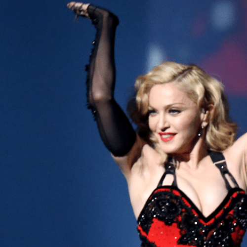 Madonna Posts Very Risque Photo, Her Worst Yet?