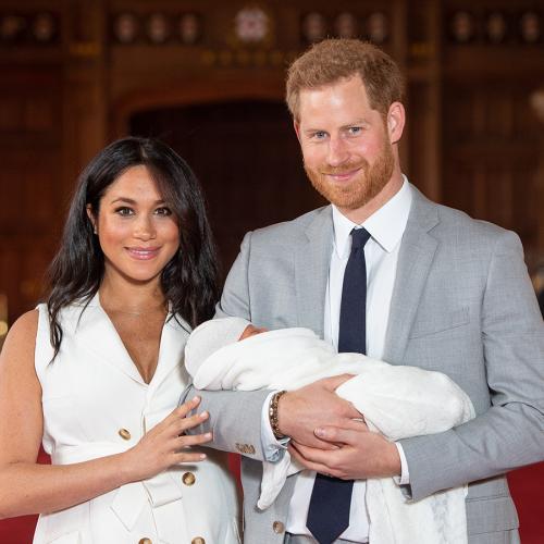 Meghan Markle's Nephew Names Marijuana Strain After Baby Archie