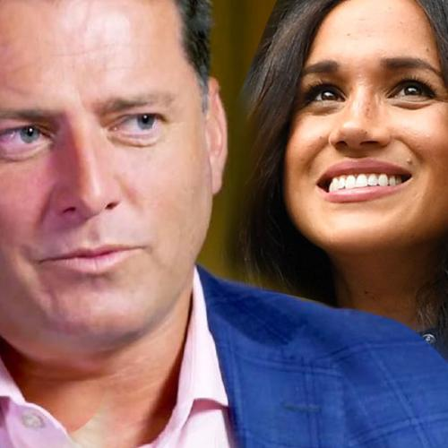 Karl Stefanovic Slammed For 'Hypocritical' 60 Minutes Report On Meghan Markle