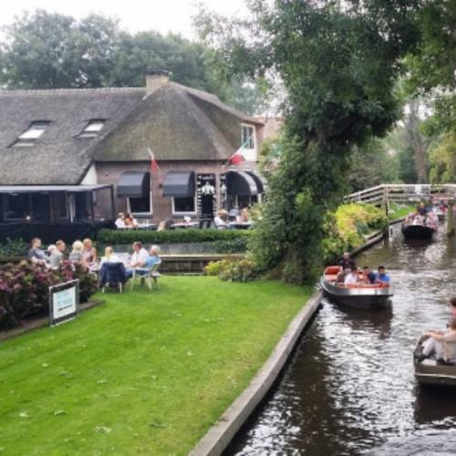 A Magical Little Town In Holland That Could Rival Venice