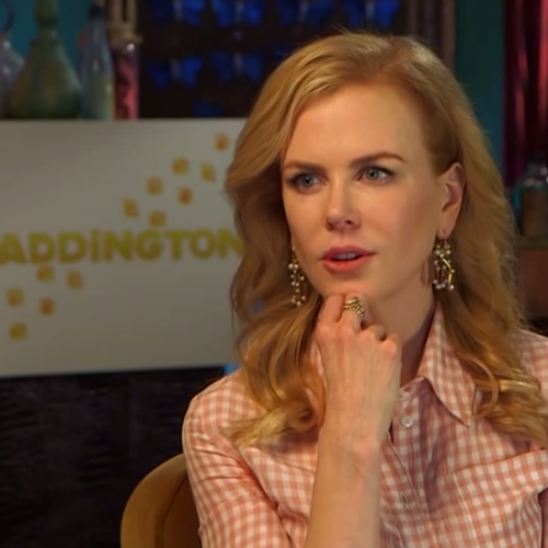 Nicole Kidman Chats About 'Paddington'