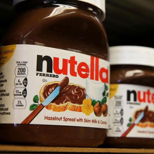 Could Nutella Be Changing Their Recipe After Cancer Scare?