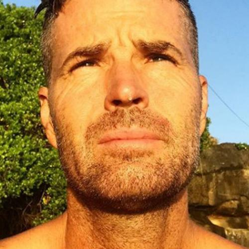 MKR Judge Pete Evans Shares Photo Of His Extreme Weight Loss
