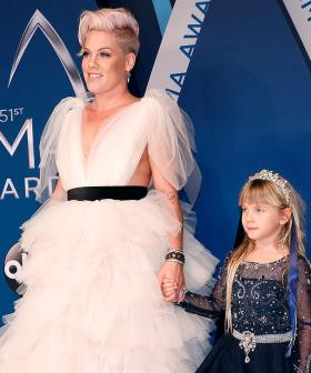 P!nk's Daughter Willow Got A Haircut To Match Her Mum's
