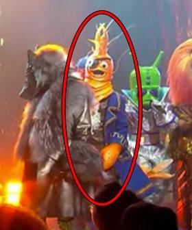 Is Amanda Keller Under The Prawn Mask In 'The Masked Singer'?