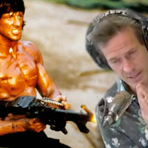 Brendan 'Jonesy' Jones Lifts The Lid On The New 'Rambo' Film