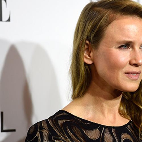 Renee Zellweger Slams Media Scandal About Her Looks