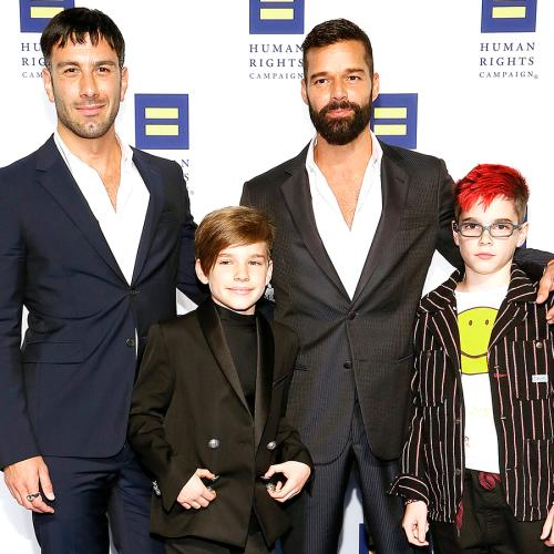 Ricky Martin And Husband Jwan Yosef Are Expecting Baby Number Four