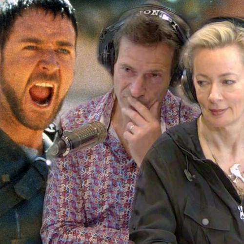 Amanda Keller And Brendan 'Jonesy' Jones Address Their 'Feud' With Russell Crowe