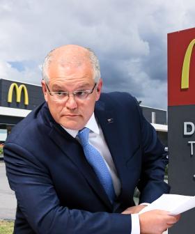 Scott Morrison Has Finally Addressed The Engadine McDonald's Rumour