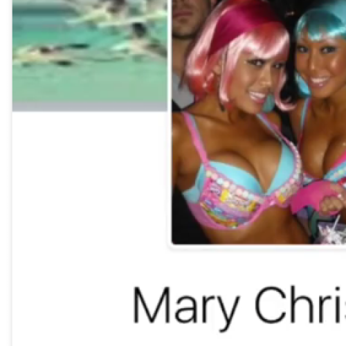 This Christmas Song And Facebook Name Mashup Will Finish You