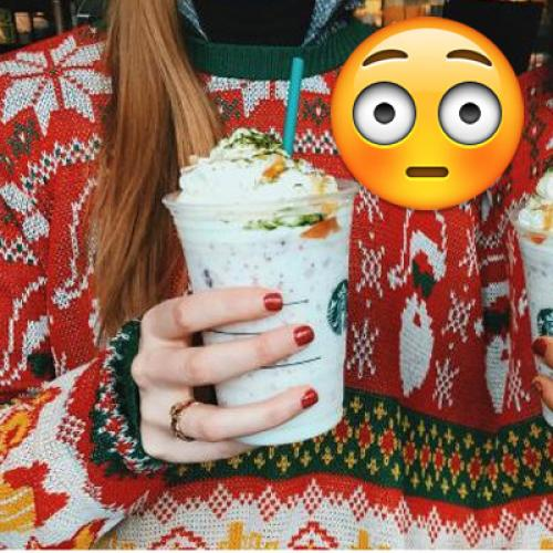 Starbucks Have Created A Weird Drink That Nobody Asked For