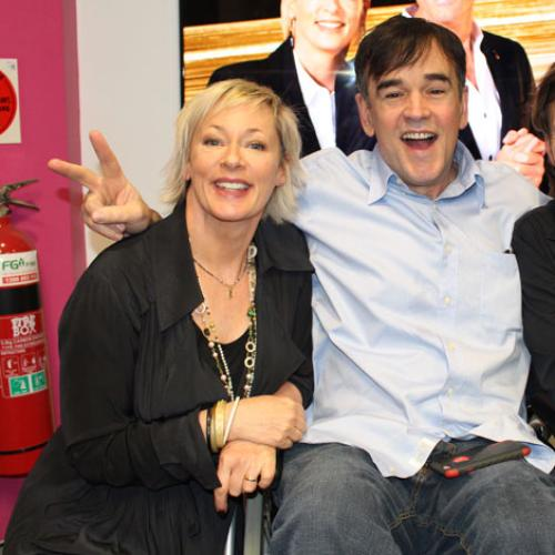 Director Tim Ferguson On His New Movie 'Spin Out'
