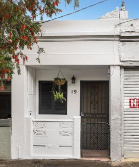 Sydney's Skinniest House Goes Under The Hammer