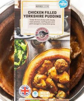 ALDI Brings Out Massive Yorkshire Pudding Filled With An Entire Roast