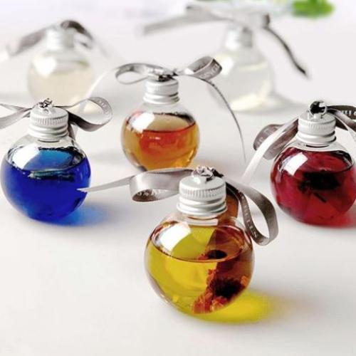 Boozy Christmas Baubles Exist, So Let's Put The Tree Up Now!