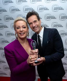 Jonesy And Amanda Win Australia's Top Radio Award