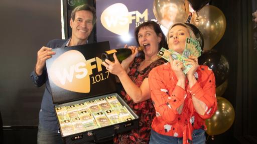Elsa Is WSFM's $10 Million 'Win What You Want' Winner