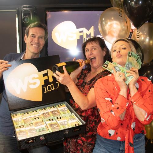 Elsa Is WSFM's $10 Million 'Win What You Want' Winner
