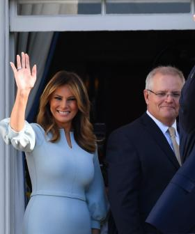 """She Put So Much Effort In"": PM Scott Morrison Gushes Over Melania Trump's Hospitality At The White House"