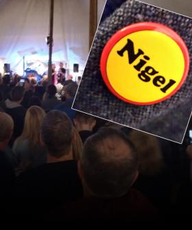 Blokes Named Nigel Invited To UK Pub, 433 Nigels Turn Up