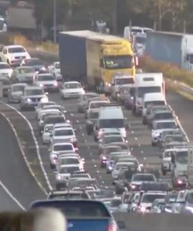 Traffic Chaos North Of Sydney After Horrifying Crash