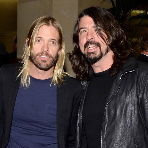 Foo Fighters' Drummer Taylor Hawkins Releases Solo Album
