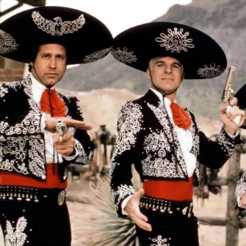 Chris Hemsworth Wants To Remake 'Three Amigos!'