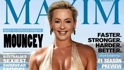 Amanda Keller Makes Maxim Australia's Top 100 List For 2019