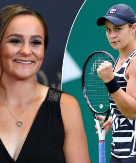Ash Barty Named 'Australian Sports Woman Of 2019'