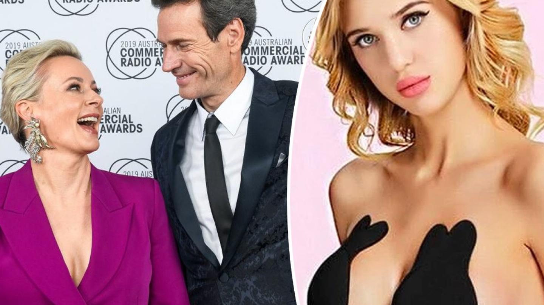Amanda Keller's Unpleasant Experience With Boob Tape At The Australian Radio Awards