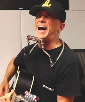 Diesel Performs His Brand New Track 'In Reverse' LIVE On WSFM